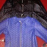 Куртка из эко кожи,размер 116