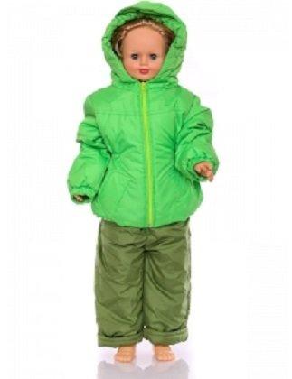 Демисезонный комбинезон Кроха, размер 86 см, зеленый: 290 грн - верхняя одежда в Харькове, объявление №14447153 Клубок (ранее Клумба)