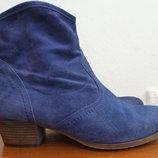 Ботинки Gabor кожа р. 39, 40, ст. 26 см.