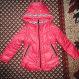 Новая куртка-желетка