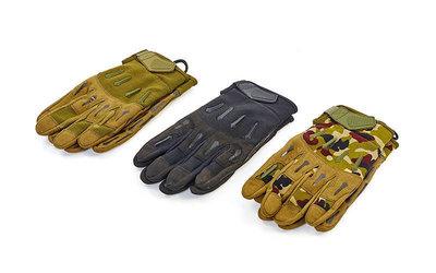 Перчатки тактические с закрытыми пальцами Blackhawk 4925 размер L-XL, 3 цвета