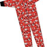 Пижама, сдельная, Дисней, Minnie Mouse