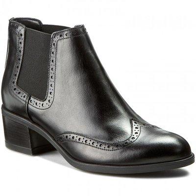 Ботинки Челси CLARKS оригинал. Натуральная кожа. 35-42 Два цвета