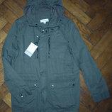 Мужская легкая куртка ветровка милитари Calvin Klein, 48-50