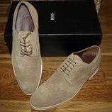 Мужские лёгкие туфли Hugo Boss, 42,5-43