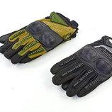 Перчатки тактические с закрытыми пальцами и усиленным протектором Mechanix 4923 размер M-XL