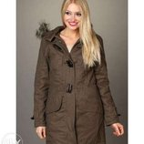 Женская теплая зимняя куртка пальто Spiewak & Sons, USA,Thinsulate, 48-50