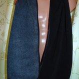 Стильний флисовий фирменний двосторонний шарф George .