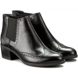 Женские ботинки челси Clarks оригинал натуральная кожа 35-41, 5 размер