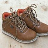 Ботинки Clibee демисезонные утеплённые