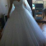 Продам модное свадебное платье