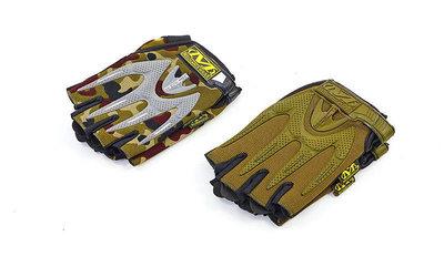 Перчатки тактические с открытыми пальцами Mechanix 4673 размер L-XL, 2 цвета