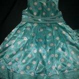 Красивое платье Monsoon 18-24ме
