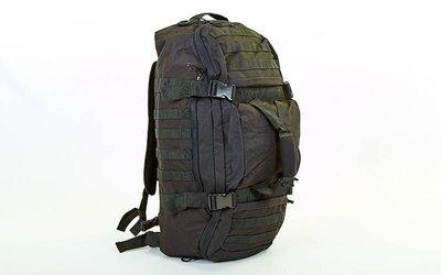 Сумка-Рюкзак трансформер тактический TY-186 размер 66х32х17см
