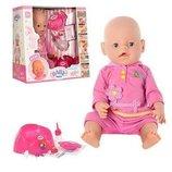 Кукла, пупс Беби Борн. Baby Born. 2 соски. BB 8001-4