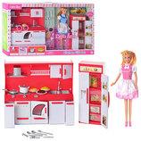 Кукла DEFA с Кухней 8085