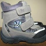 Ботинки зимові брендові італійські Bubblegummers GORE-TEX® Оригінал Італія р.22 стелька 14,3 см