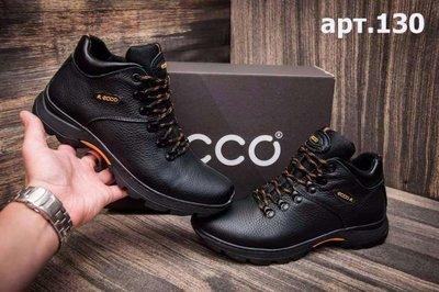c6d973ee3 Внимание Мужские кожаные зимние ботинки Ecco . Прошиты проклеены,  Проверенное качество 40-45