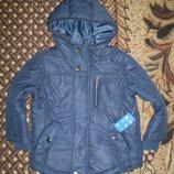 демисезонная куртка NutMeg 3-4 г. 104-110 см