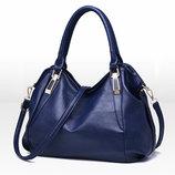 Элегантная женская сумка хобо В Наличии