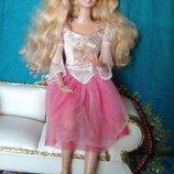 mattel 38см шарнирная балерина