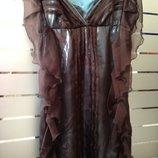Шикарное платье дизайнерское 46-48