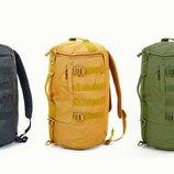 Рюкзак сумка тактический штурмовой 6010, 3 цвета объем 30л, размер 25х23х10см