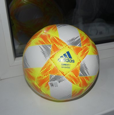 мяч adidas ADIDAS CONEXT TOP CAPITANO