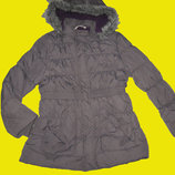 Зимнее пальто на девочку 13-14 лет,рост 164 см