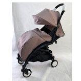 Прогулочная коляска Baby YOGA Yoya M 3548-17 коричневая