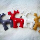 Красивые игрушки ручной работы