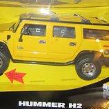 Большой желтый хамер 32 см