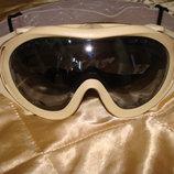 маска лыжная очки Rudy project laser silver DL оригинал Uvex Alpina