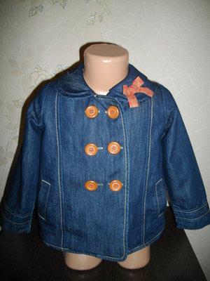 Продаю куртку Next, 3-4 года.