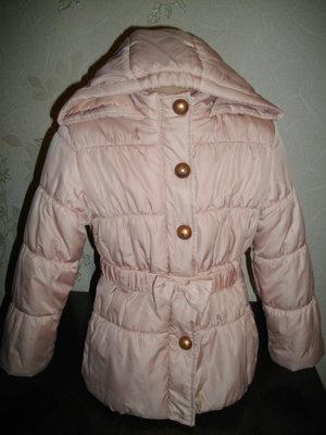 Продаю куртку, деми- еврозима, 4-5 лет.