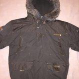 Очень тёплая зимняя куртка Arakhand рост 160-167см