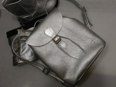 Кожаный стильный городской рюкзак Наличие