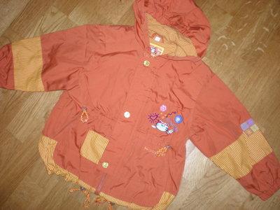 Куртка ветровка р.110