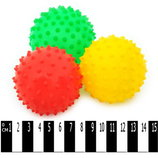 Набор мячиков Ежики 3 шт. 8см , мячи,мячики,детские мячи,мяч