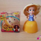 Игрушка-Сюрприз Mini Cupcake, Кукла-Кекс мини, пахнет, 6 видов