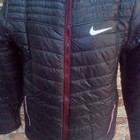 Мужская зимняя куртка на синтепоне Nike, Найк, р. 52-54