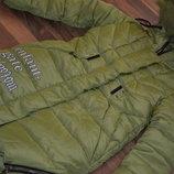 красивое зимние пальто для девочки