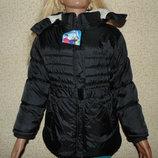 9-10лет.Улинённая зимняя куртка Ving Wang.Мега выбор обуви и одежды