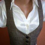 Блузка белая,очень красивая