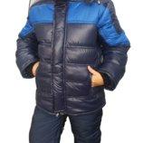 Зимний комбинезон для мальчика Спортсмен