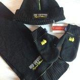 Фирменный набор Шапка плюс шарф плюс рукавички Original Marines.Италия