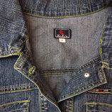 джинсовая куртка джинсовый жакет,пиджак 46-48р
