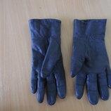 перчатки кожа рр M S CORDEN Женские коричневые на флисе