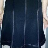 юбка из мягкой шерсти