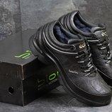 Зимние кроссовки Ecco Biom black